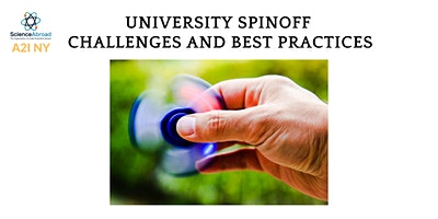 University Spinoff – Challenges and Best Practices
