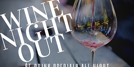 Wine Night Out tickets