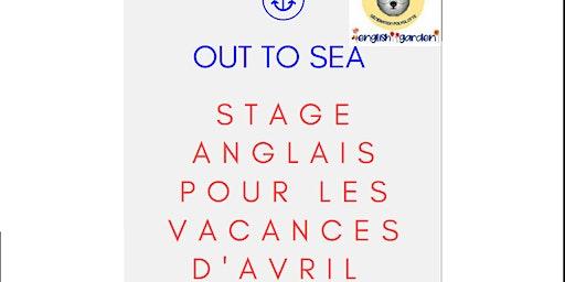 STAGE  AVRIL  D'ANGLAIS    AVEC ENGLISH GARDEN