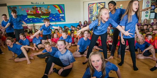 Active approaches to Shakespeare CPD-STARTS Primary Network