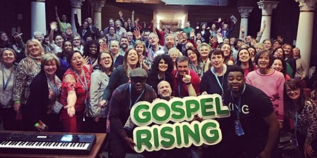 Gospel Rising Music Festival 2020 tickets