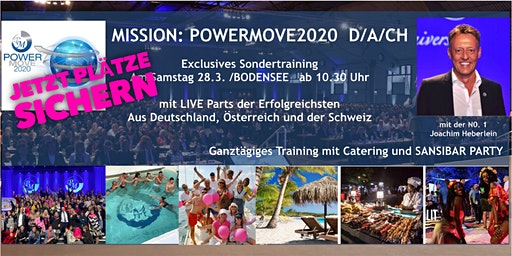 MISSION: POWERMOVE Training Teamlink/ 28.03.2020