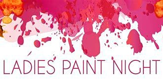 Ladies Night Paint Party at Your Sweet Pickins Venue