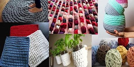 Free DIY Yarn Rugs Workshop by Transition Town Belmont WA tickets