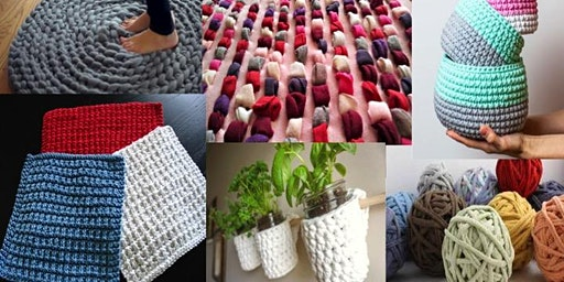 Free DIY Yarn Rugs Workshop by Transition Town Belmont WA
