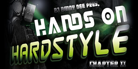 Hands on Hardstyle 2 Tickets