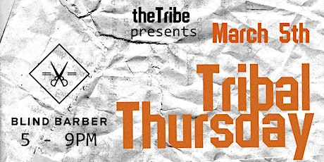 Tribal Thursday Happy Hour tickets