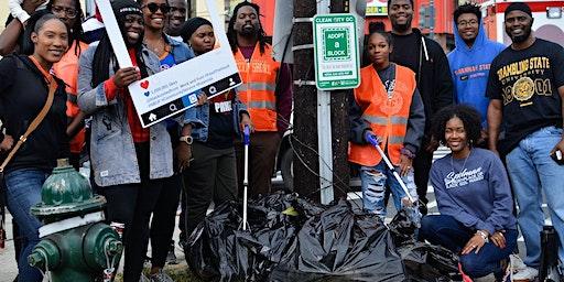 #CleanWard8: Barry Farm Community Clean Up