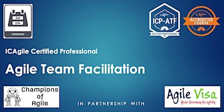 Agile Team Facilitation (ICP-ATF) tickets
