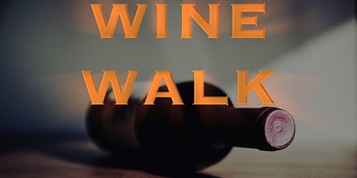 "WINE WALK STUART - ""Wandering Grapes"""