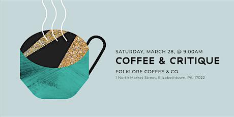 Coffee & Critique: Elizabethtown tickets