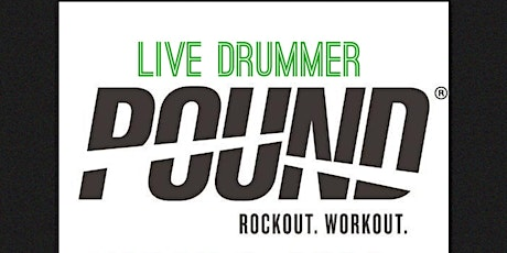 Pound® Fit with LIVE DRUMMER tickets