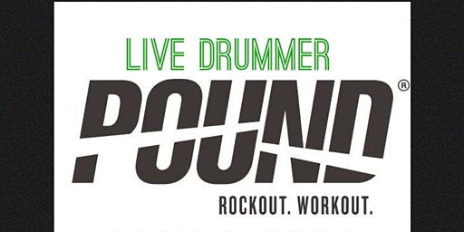 Pound® Fit with LIVE DRUMMER