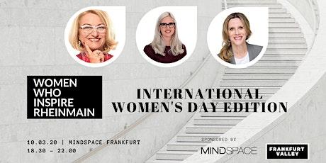 International Women's Day with Women Who Inspire Rhein-Main tickets