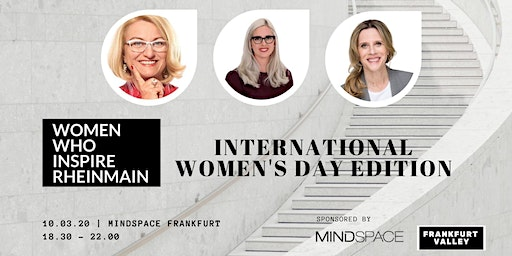 International Women's Day with Women Who Inspire Rhein-Main
