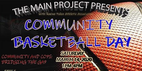 Community Basketball Day tickets