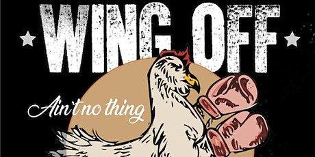 The Main Event ! Shoals Wing-Off  - A fundraiser to support Room in the Inn tickets