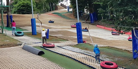 Family Obstacle Race & Ringo Ski Slope tickets