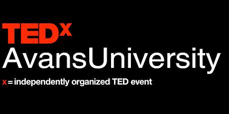 TEDxAvansUniversity tickets