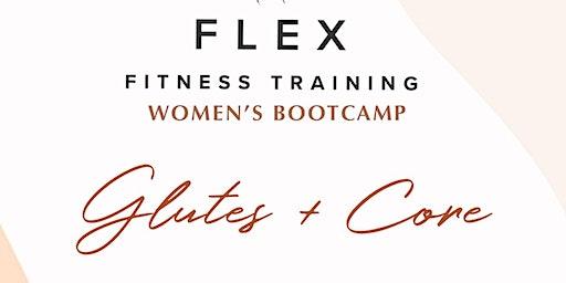 Flex w/La Shawn Women's BootCamp (Glutes & Core)