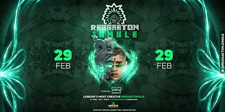 Reggaeton Jungle tickets