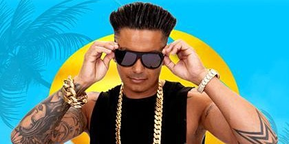 POOL PARTY w/PAULY D from Jersey Shore - DRAIS BEACH - Rooftop Pool Party