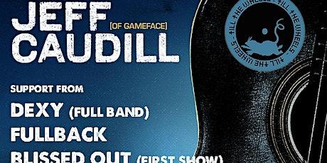 TTW presents Jeff Caudill tickets