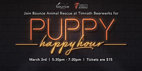 Puppy Happy Hour Timnath Beerwerks tickets