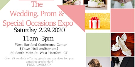 The Wedding, Prom & Special Occasions Expo tickets