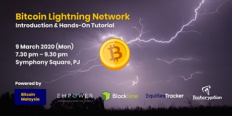 Bitcoin Lightning Network + Hardware Wallet Review Meetup tickets