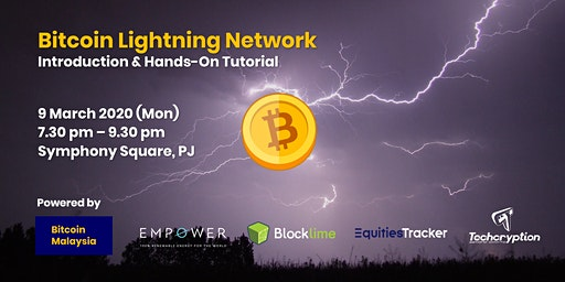 Bitcoin Lightning Network + Hardware Wallet Review Meetup