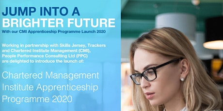 Chartered Management Institute Apprenticeship Programme 2020 tickets