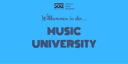 Music University Conference 2020
