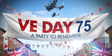EAMS  VE Day 75th Anniversary  Run tickets