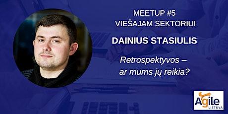 Agile Lietuva Meetup #5 viešajam sektoriui tickets
