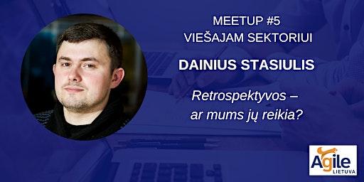 Agile Lietuva Meetup #5 viešajam sektoriui
