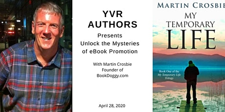 Unlock the Mysteries of Book Promotion tickets
