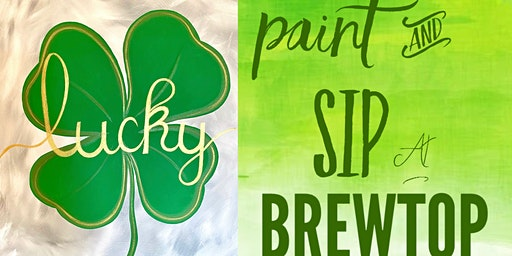 Paint & Sip at Brewtop!