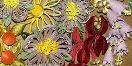 Learn Quilling in Caversham tickets