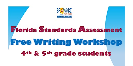 FREE FSA WRITING WORKSHOP for GRADE 4 & 5