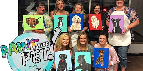 Paint Your Pet at Diametric! tickets