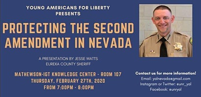 Protecting the Second Amendment in Nevada