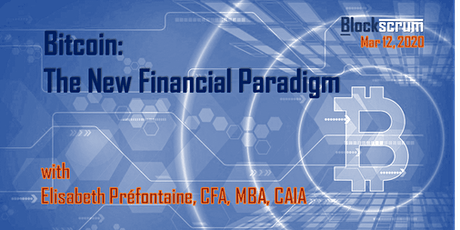 Bitcoin: The New Financial Paradigm tickets