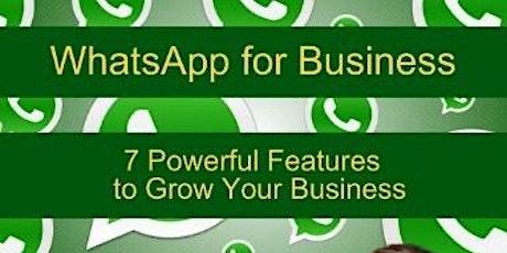 Whatapps Business Class tickets