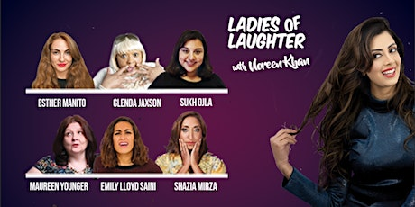 Ladies Of Laughter With Noreen Khan - Nottingham tickets