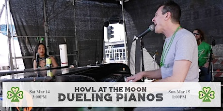 Howl at the Moon at Irishfest Denver tickets