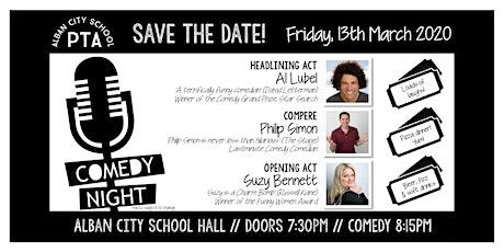 Alban City School PTA Comedy Night tickets