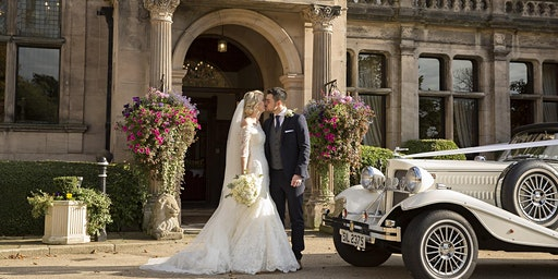Wedding Open Day Rookery Hall, A Cheshire Wedding Venue