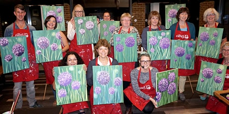 Purple Passion Brush Party - Tetbury tickets