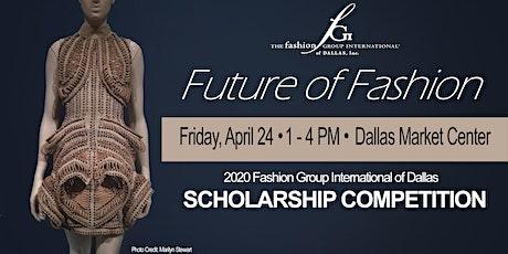 2020 FGI of Dallas Scholarship Competition Student Registration tickets